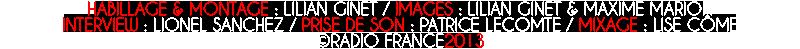 Interview Toulousaine des Chevaliers du Fiel Détails