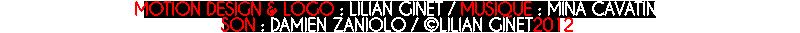 Logo Video Mina Cavatine Details