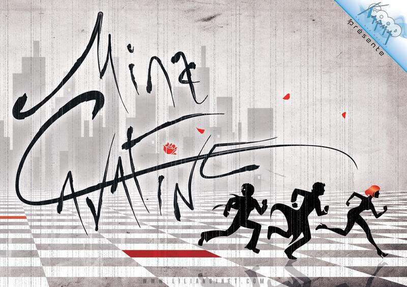 Plaquette Promo Mina Cavatine