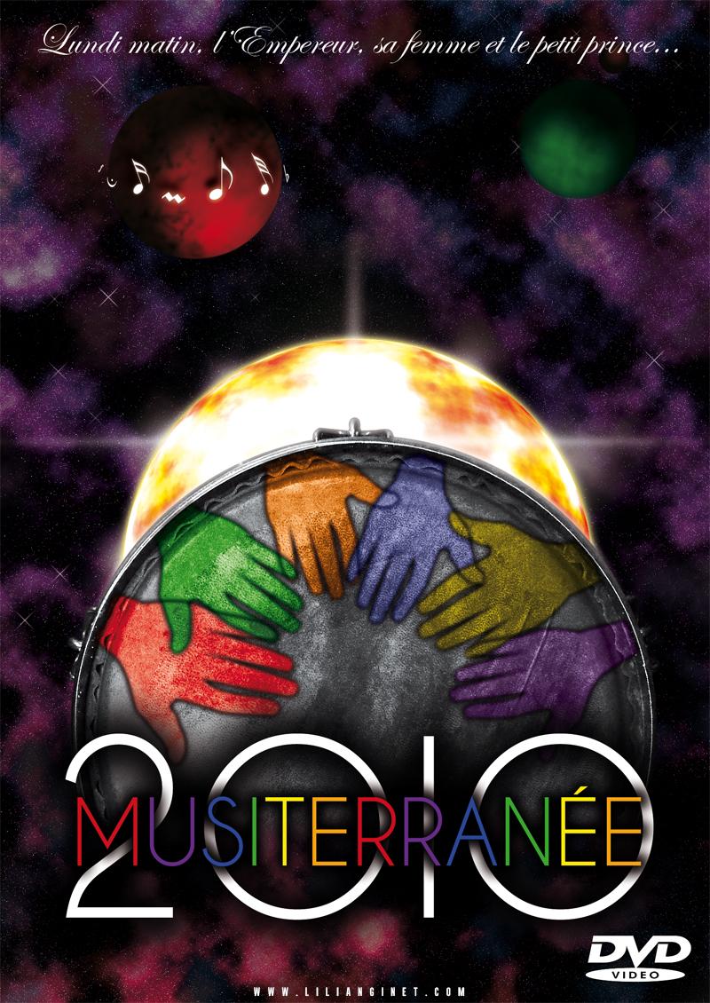 "DVD Spectacle Scolaire : ""Musiterranée 2010"""