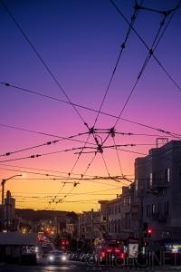 San Francisco SF Tangram