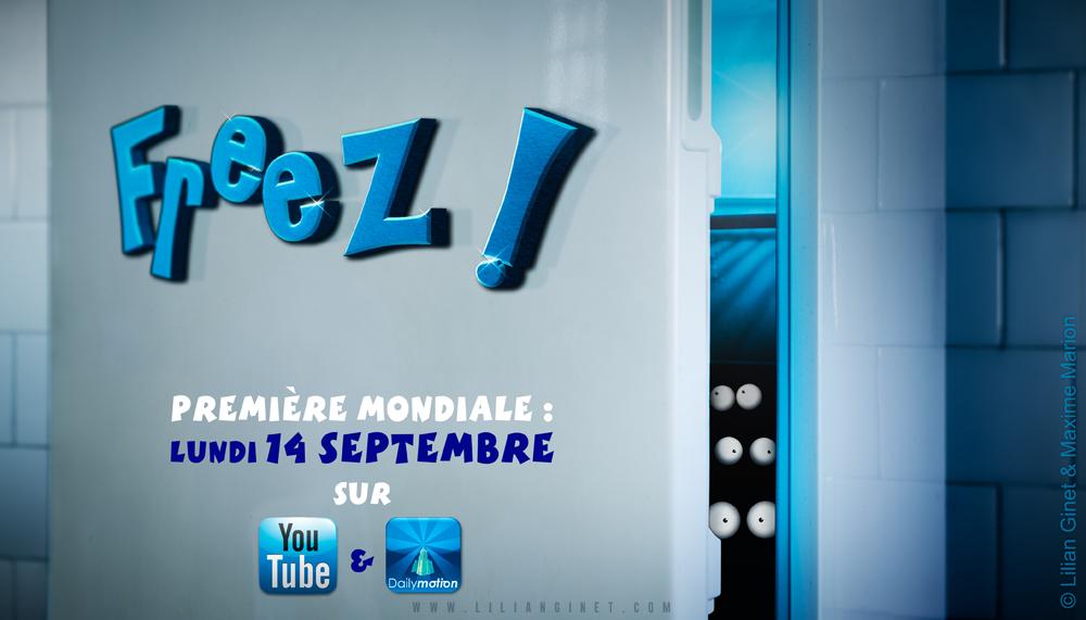 Affiche Freez Saison 1 3